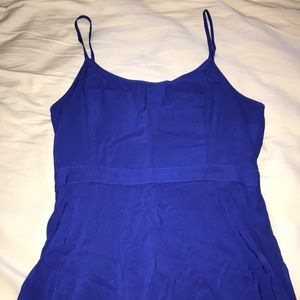 American Eagle size small cutout back dress